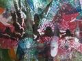 Marcelino Díaz fabelo. De la serie revelaciones  Monotipia. 70x50 cm 2020